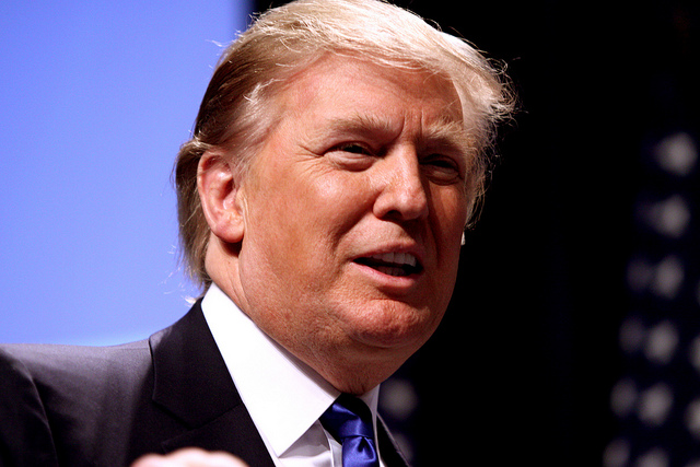 Donald Trump Vows to Lower Taxes for Middle Class