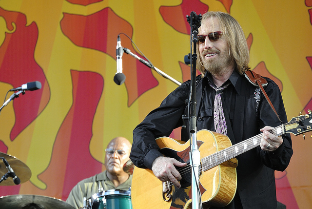 Tom Petty Was Inspirational in Rock Music