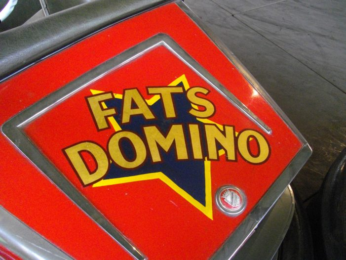 89-Year-Old Fats Domino Passes Away