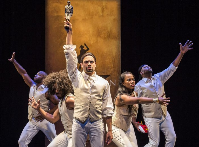 'Spamilton' Spoofs 'Hamilton,' Lin-Manuel Miranda, and Broadway