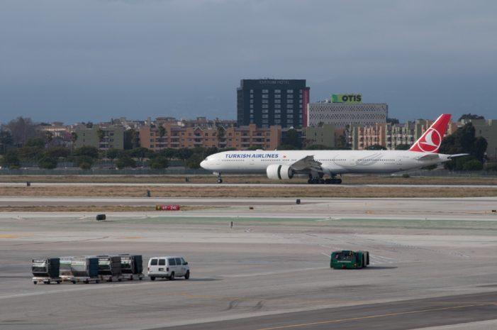 Bomb Threat on Turkish Airlines Flight