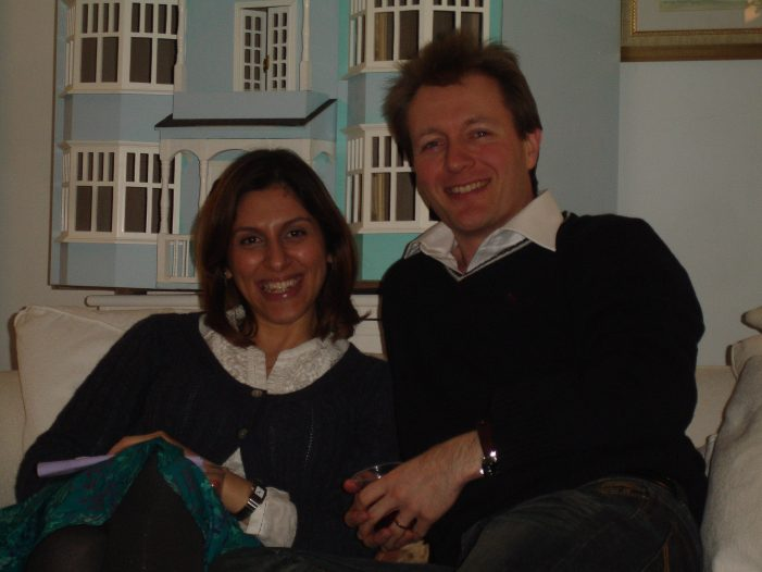 Nazanin Zaghari-Radcliffe in Iranian Prison for Espionage