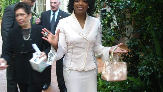 Oprah Winfrey and Donald Trump Are Two Peas in a Pod