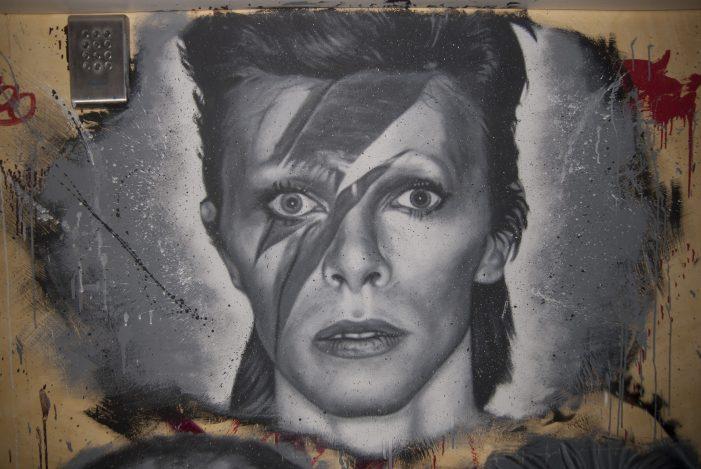 The David Bowie Book Club