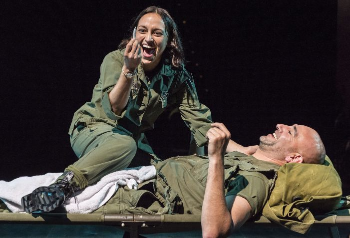 War and Family Legacy Haunting in 'Elliot, a Soldier's Fugue'