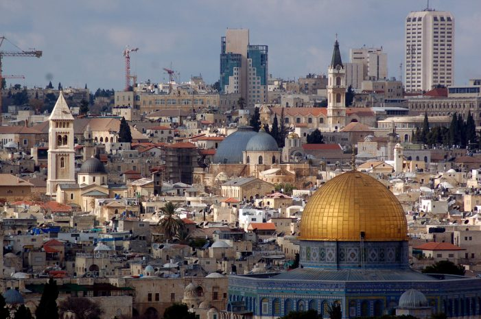 Jerusalem Today: Focal Point of Faith or Catastrophic Trigger?