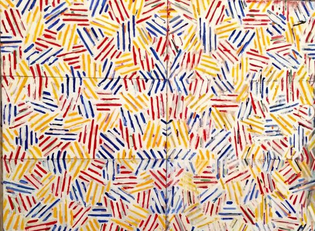 The Broad Displays 60 Years of Iconic Jasper Johns Art