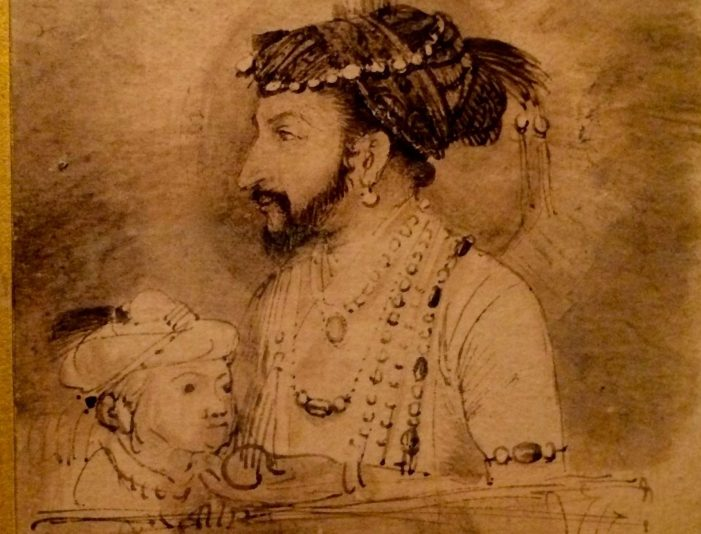 Rembrandt's Inspirations From India at Getty
