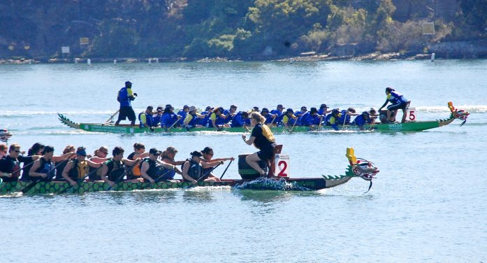 2 Dragon Boats Capsize Killing 17 in China