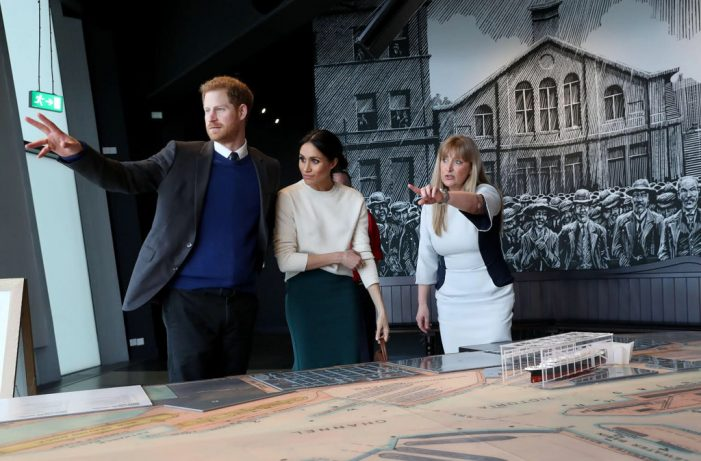 Future Children of Prince Harry and Meghan Markle Will Not Have Title of Prince/Princess