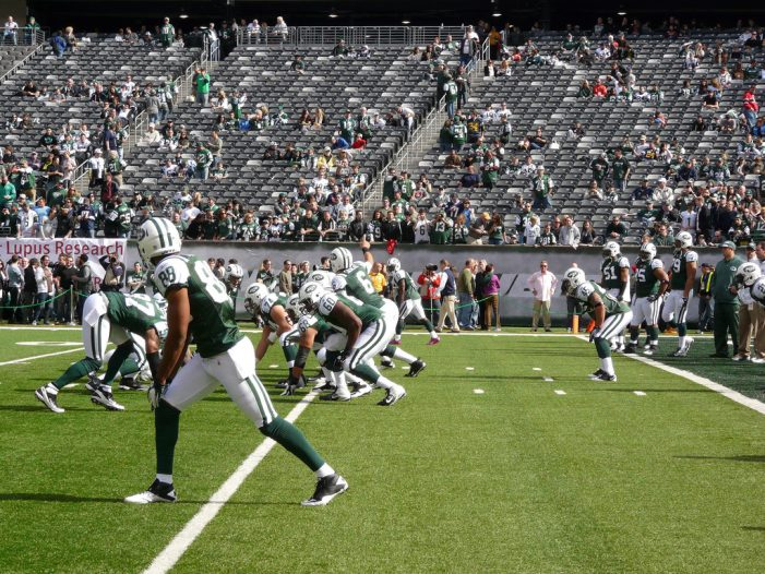 Christopher Johnson Refuses to Enforce Fines to Jets Players Who Kneel