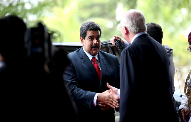 Venezuelan President Nicolas Maduro Announces New Economic Policies