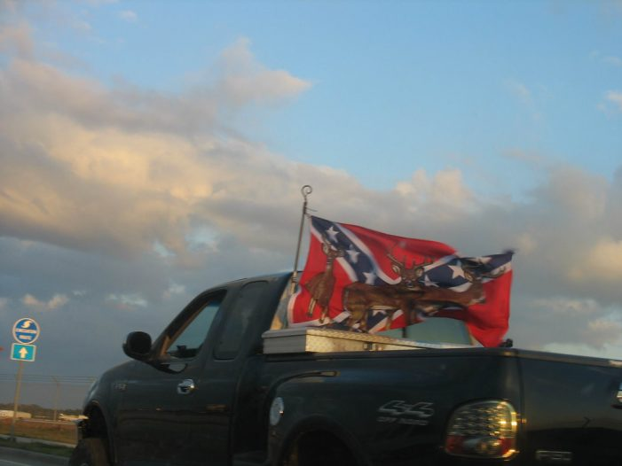 Black Youth Assualted Over Confederate Flag Comment