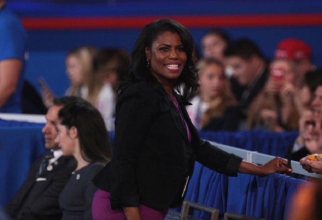 Goodbye, Omarosa!