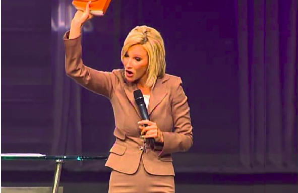 Pastor Paula White Sued For Bullying