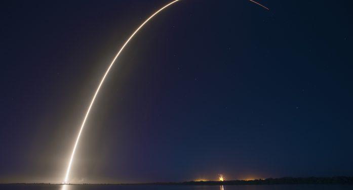SpaceX Plans Civilian Flight Around Moon for Billionaire