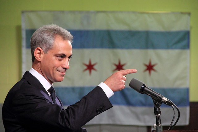 Chicago Mayor Rahm Emanuel Is Not Seeking Re-election