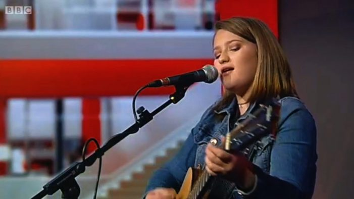 13-Year-Old Phoebe Austin Launches Debut Single