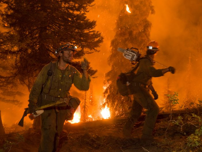 44 Declared Dead in California's Deadliest Wildfires