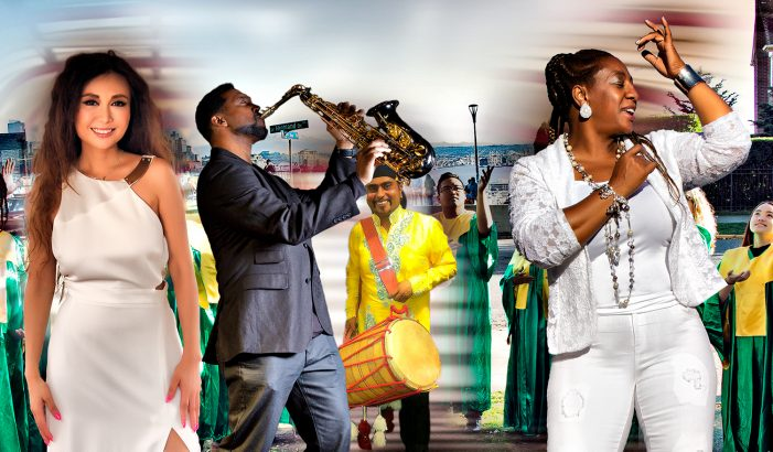 International 'Jasmine Project' Fuses Reggae and Opera With the World's Biggest Stars [Video]