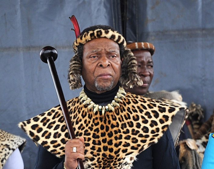 King Zwelithini Unites Cultures at the Diwali Celebration in South Africa