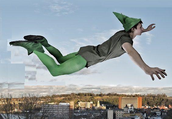 Pastor John Gray Celebrates the Peter Pan Syndrome