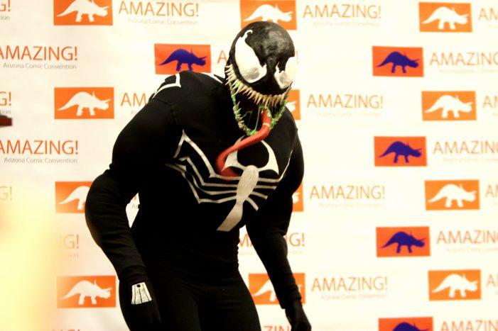 'Venom' Thwarts Earth's Annihilation