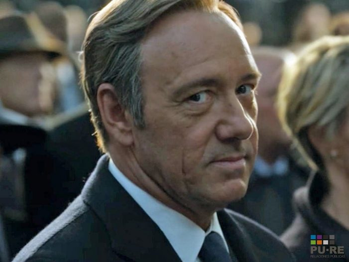 Kevin Spacey Accuser Filmed His Sexual Assault