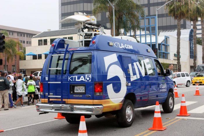 Chris Burrous, LA News Anchor Found Dead in Hotel Room