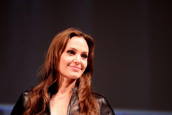 Angelina Jolie Moving Into Politics?