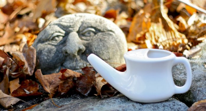 Neti Pots Can Be Deadly If Used Incorrectly