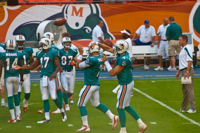 Patriots, Dolphins