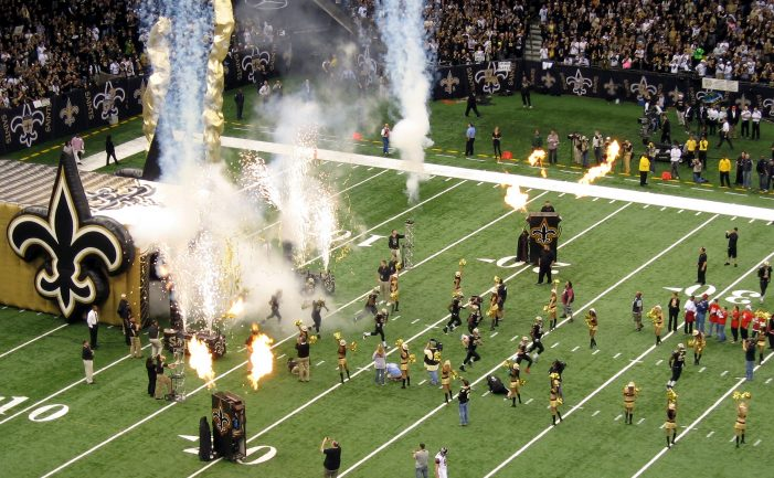New Orleans Saints Lose to Tampa Bay Buccaners 40-48