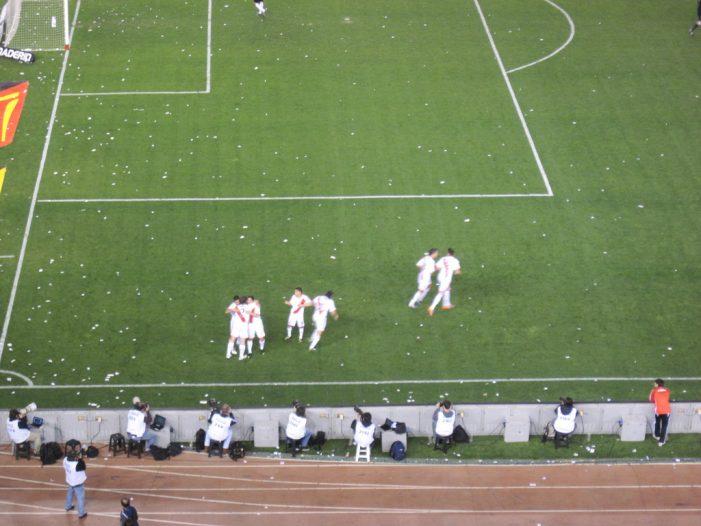 River Plate vs. Boca Juniors for the Copa Libertadores