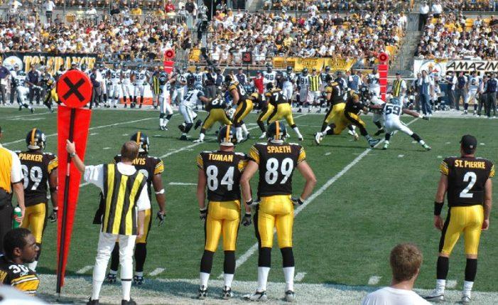 Steelers Win Over Patriots 17-10