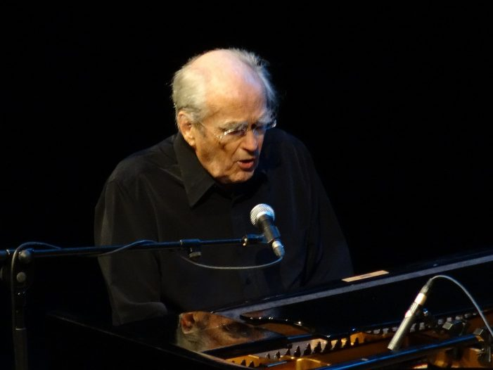 Michel Legrand, the Oscar Winning French Composer Dies at 86