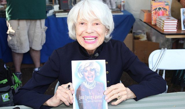 Carol Channing Broadway Star of 'Hello Dolly!' Dies at 97