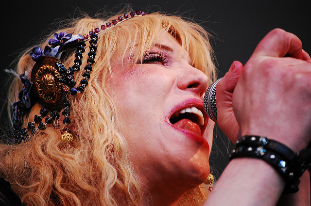 Courtney Love Granted Restraining Order Against Ex Manager