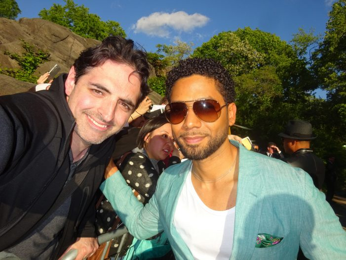 Jussie Smollett 'Empire' Star Hospitalized After Possible Hate Crime