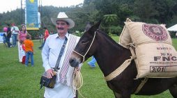 Carlos Sanchez Colombian Coffee's Juan Valdez Dies 83