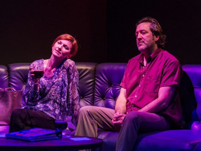 "Male Misanthrope Heart of Tracy Letts' ""Linda Vista"""