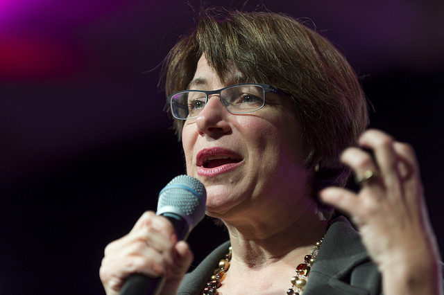 Amy Klobuchar Expected to Announce Presidential Run