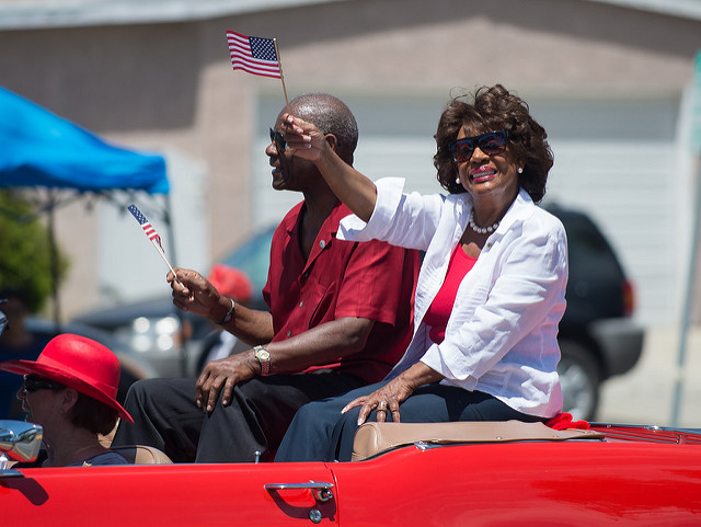 Maxine Waters to Receive NAACP Chairman's Award