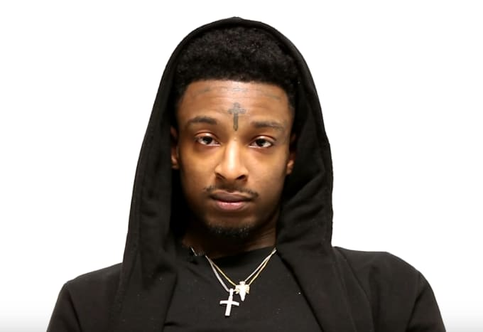 Rapper 21 Savage Arrested by ICE, May Be Deported