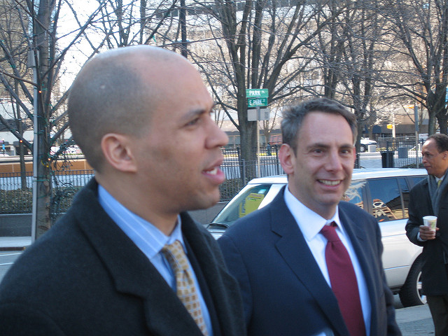 Cory Booker Announces He Is Running for President of the United States