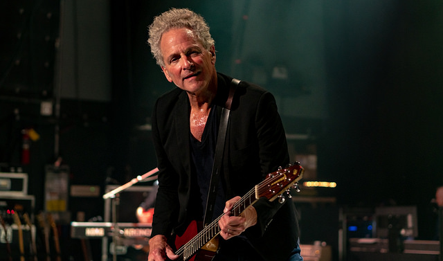Lindsey Buckingham Recovering From Open Heart Surgery, Vocal Cord Damage