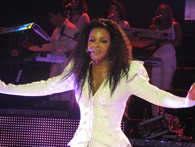 Janet Jackson 'the Nasty Girls' 'Metamorphosis' Residency Hits Vegas