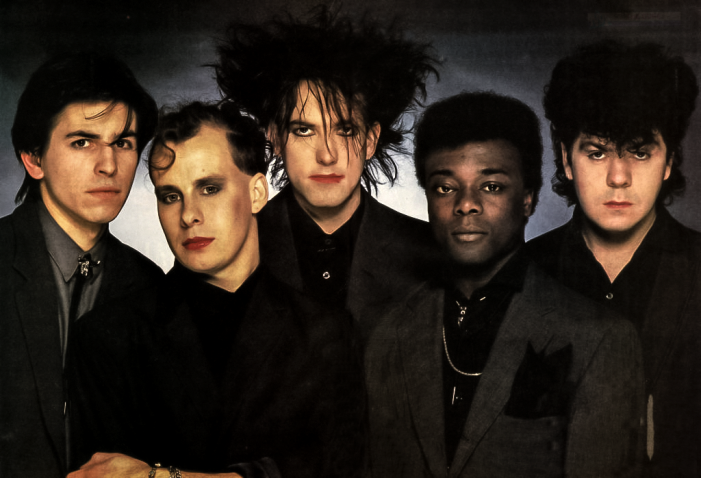 Andy Anderson, the Cure's Former Drummer Dies at Age 68 [Video]