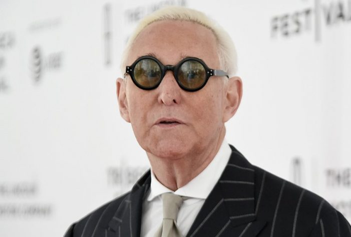 Roger Stone Given Gag Order by the Judge to Keep Him Out of Jail