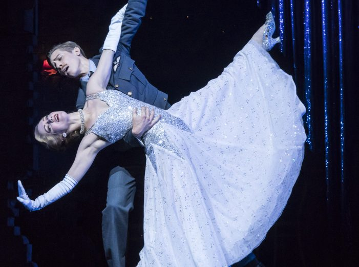 Matthew Bourne's WWII 'Cinderella' Magical Reimagining